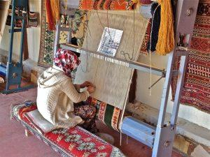 Perziche tapijten en de geschiedenis knot carpet amersfoort
