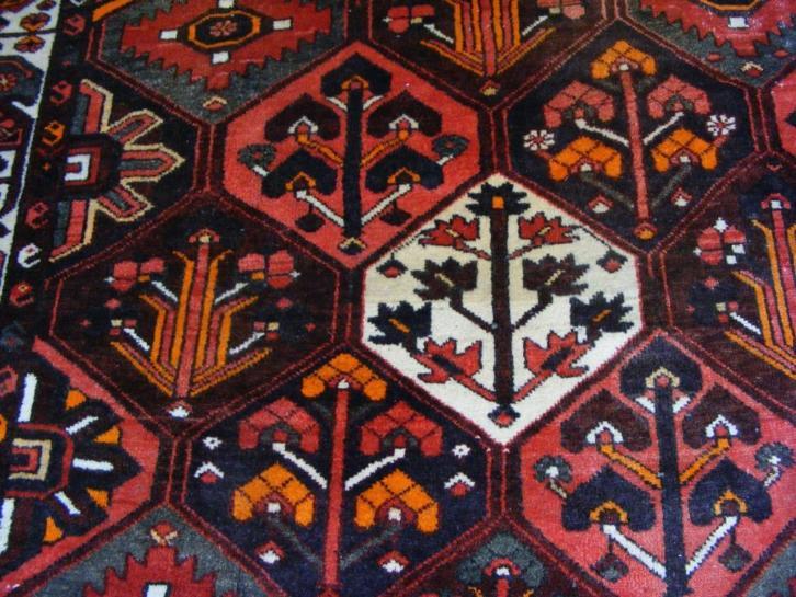 Perzisch Tapijt Marktplaats : Perzisch tapijt vintage bachtiar maat 2 03 x 3 10 knot carpet