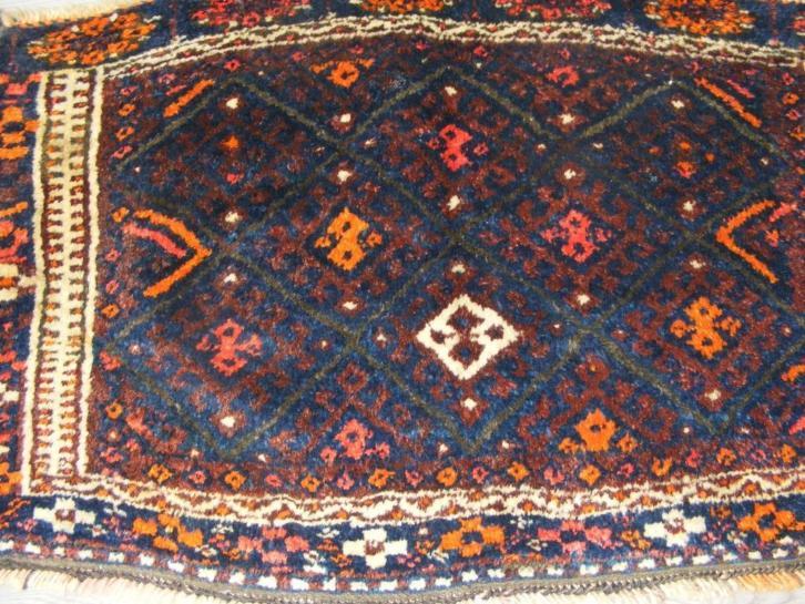 Perzisch Tapijt Kopen : Perzisch tapijt vintage kurdistan maat knot carpet
